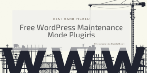 Coming Soon and Maintenance Mode wordpress plugins