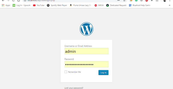 How To Change Wordpress Login Url Without Plugin 3 Methods