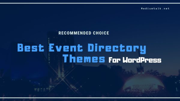 Event directory themes wordpress