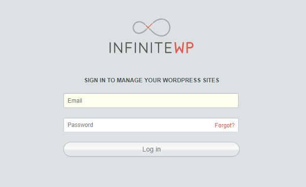 Manage WordPress Sites