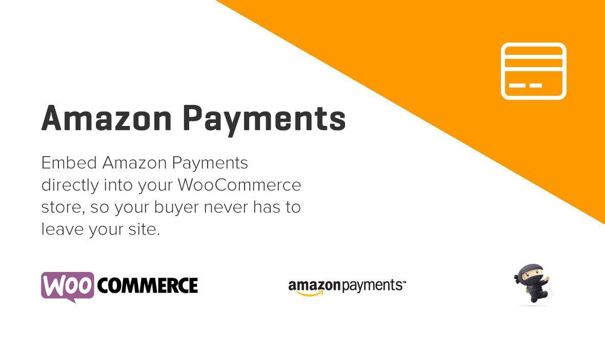 Amazon pay woocommerce