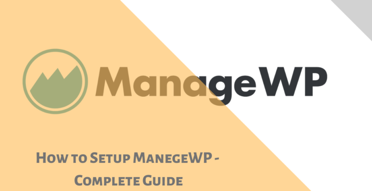 How to setup managewp
