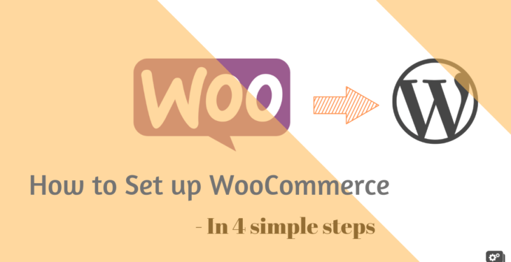 set up woo-commerce with WordPress