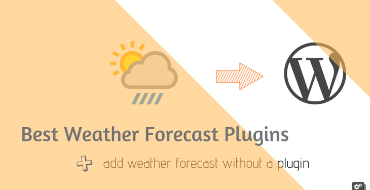 best weather forecast plugins