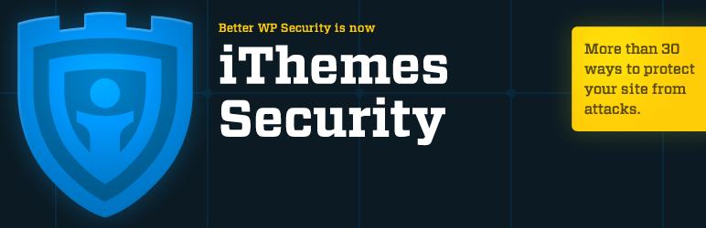 itheme security - best wordpress security plugins