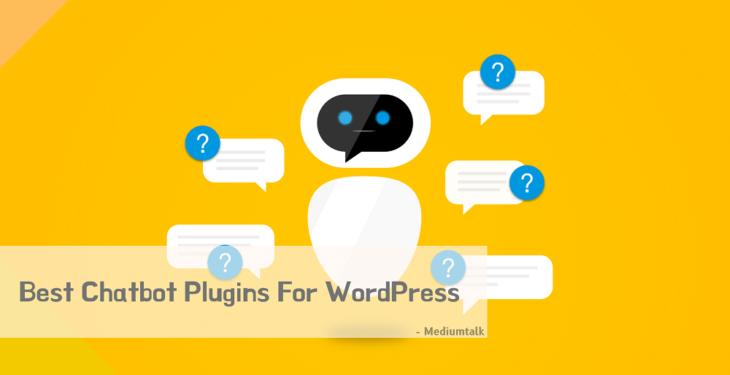 Best Chatbot Plugins For WordPress