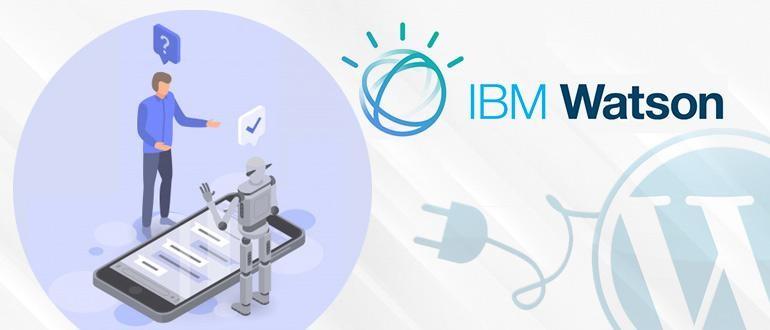 ibm watson assistant wordpress