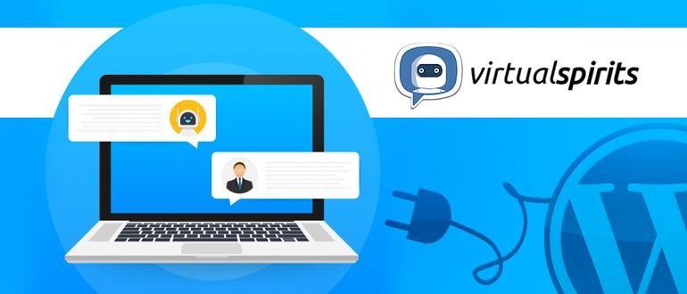 virtual spirits chatbot